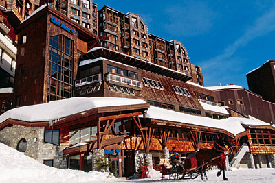 Independent Ski Links Accommodation