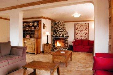Independent ski links accommodation - Chalet pierre meribel ...