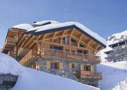 Chalet Aiglon at Independent Ski Links