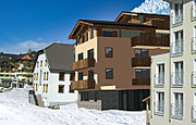 Chalet Hotel Abendrot at Independent Ski Links