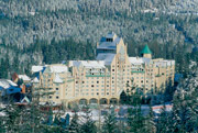 Fairmont Chateau Whistler at Independent Ski Links