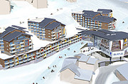 Club Med Val Thorens at Independent Ski Links