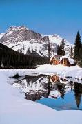 Emerald Lake Lodge at Independent Ski Links