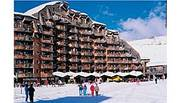 La Falaise apartments at Independent Ski Links
