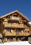 Chalet La Chapelle at Independent Ski Links