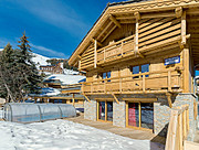Chalet Loup Blanc at Independent Ski Links