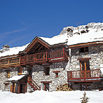Chalet La Maison du Rocher at Independent Ski Links