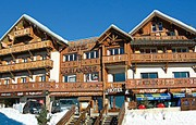 Chalet Hotel Mariandre at Independent Ski Links