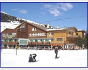 La Muzelle apartments at Independent Ski Links