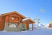 Chalet Phoenix at Independent Ski Links