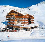 Hotel Le Sherpa at Independent Ski Links
