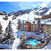 Snowflower Condominiums at Independent Ski Links
