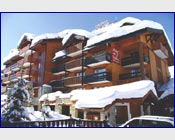 Hotel des Trois Vallees at Independent Ski Links