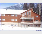 Fernie Slopeside Lodge at Independent Ski Links